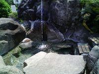 道の駅樋脇(足湯